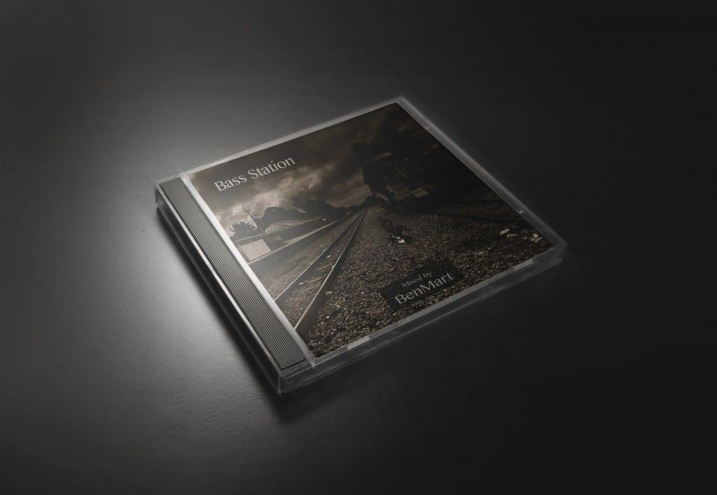 BenMart Bass Station Single CD. Electrónica, Techno, House