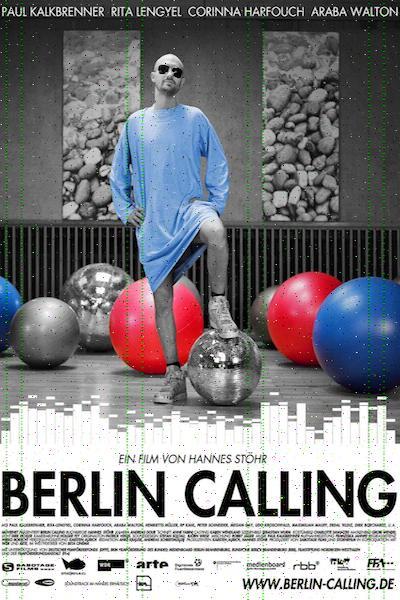Berlin Calling Cover