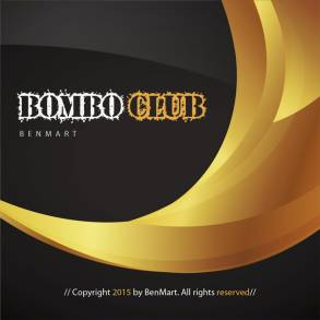 BenMart Bombo Club Cover. Electrónica, Techno, House
