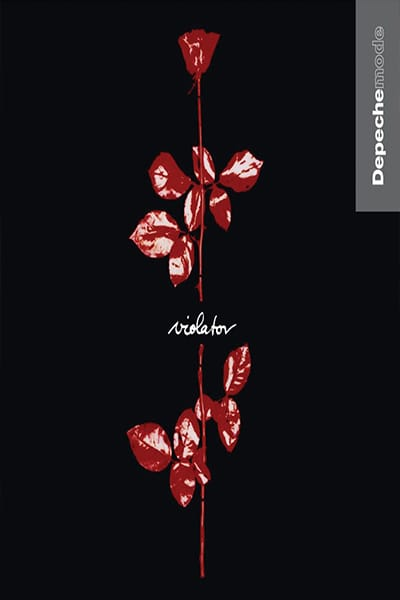 Depeche Mode Violator Cover