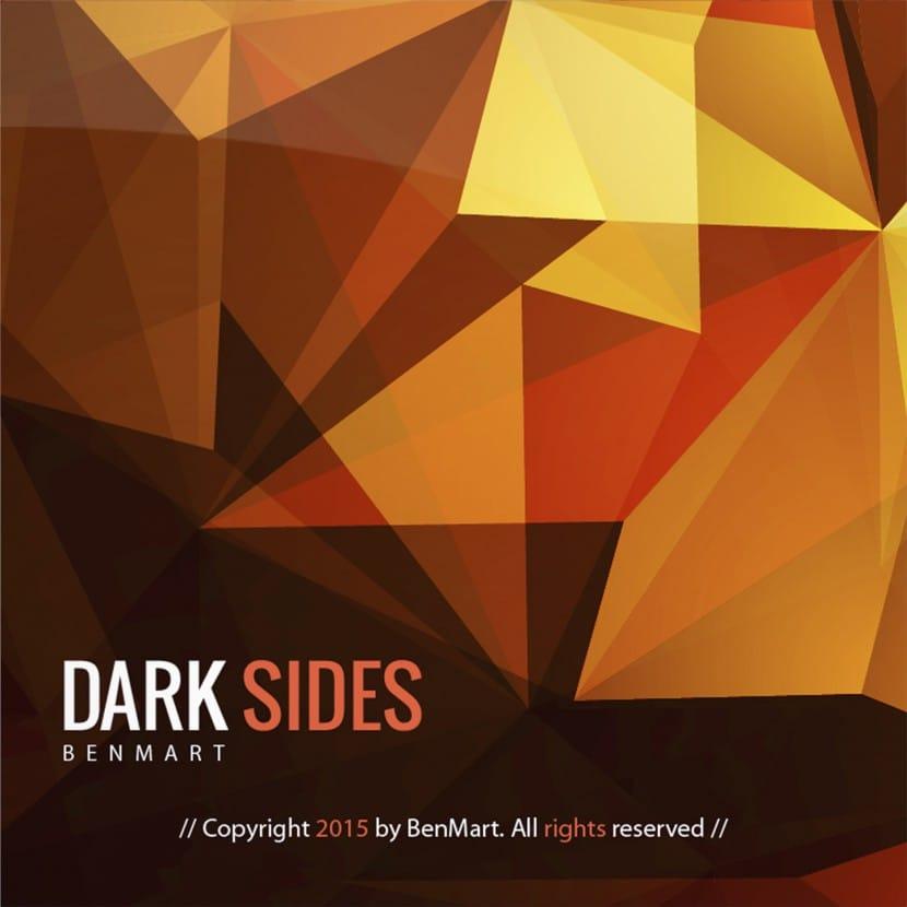BenMart Dark Sides Cover. Electrónica, Techno, House
