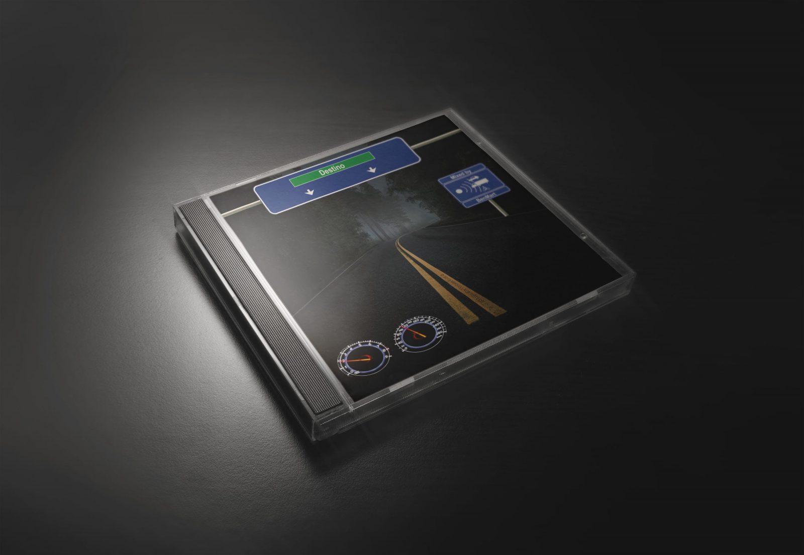 Destino Single CD. Electrónica, Techno, House