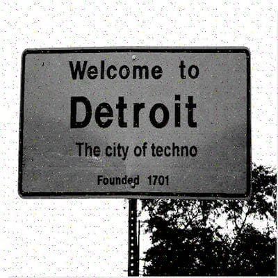 Detroit Techno City Thumbnail