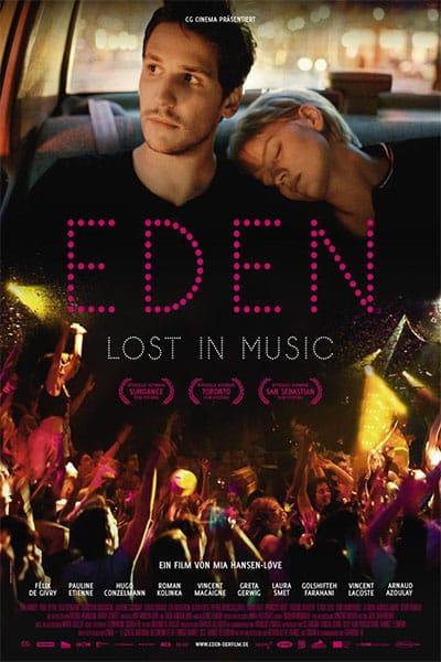 Eden Lost in music Cover