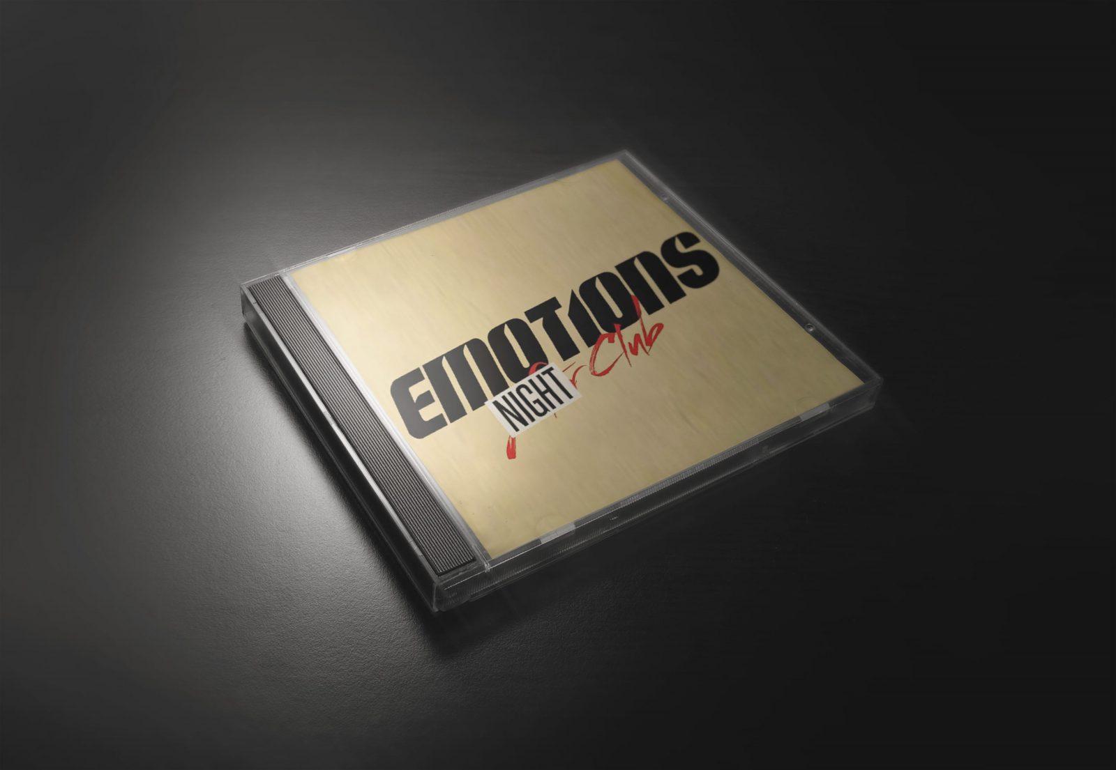 Emotions Single CD. Electrónica, Techno, House
