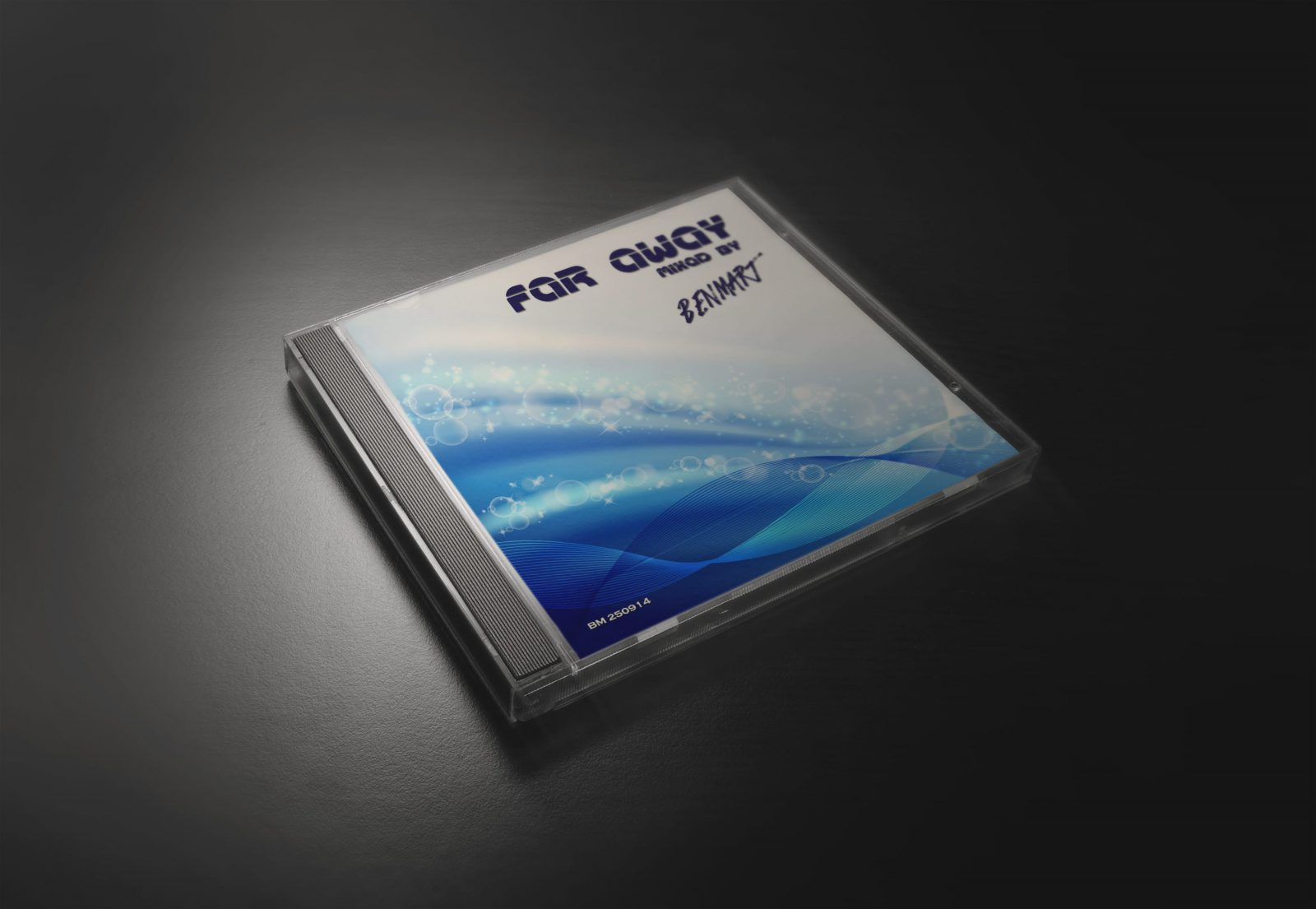 Far Away Single CD. Electrónica, Techno, House