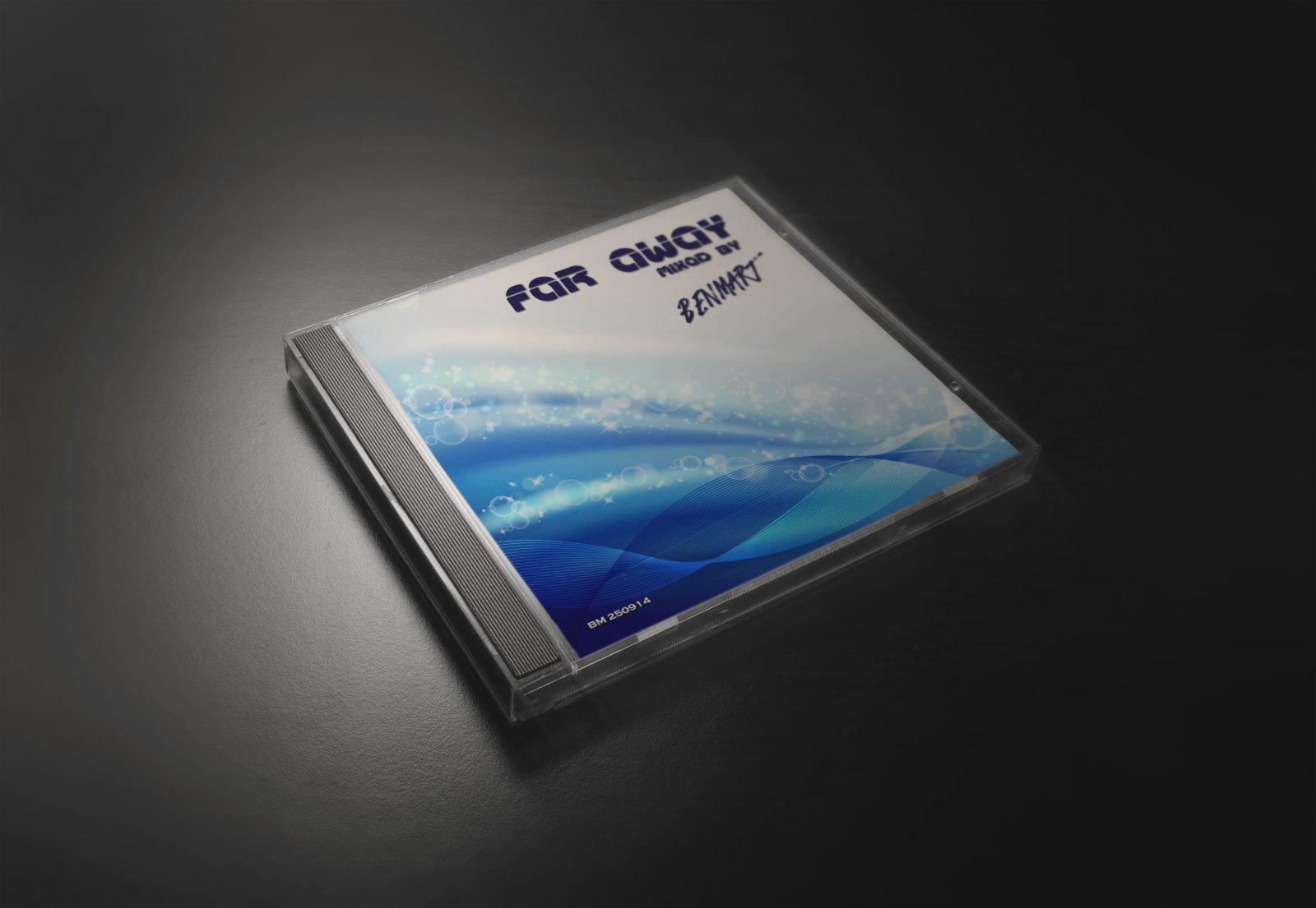 Far Away Single CD. Electrónica, Techno, House