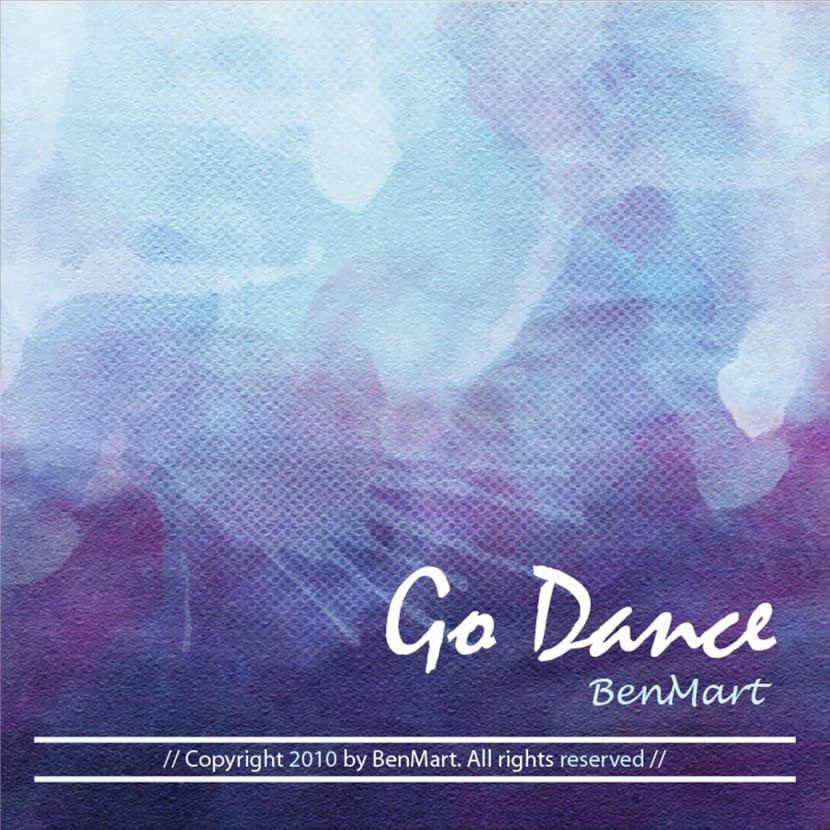 Go Dance Cover. Electrónica, Techno, House