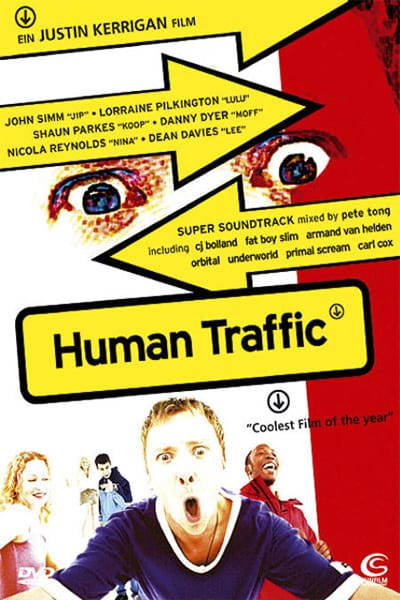 Human Traffic Cover
