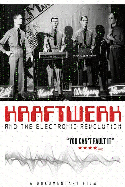 Kraftwerk and the Electronic Revolution Cover