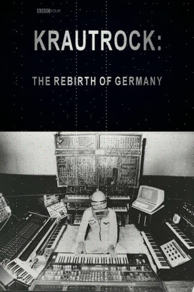 Krautrock The Rebirth of Germany Cover