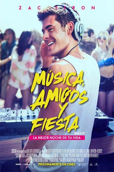 Musica amigos y fiesta Cover