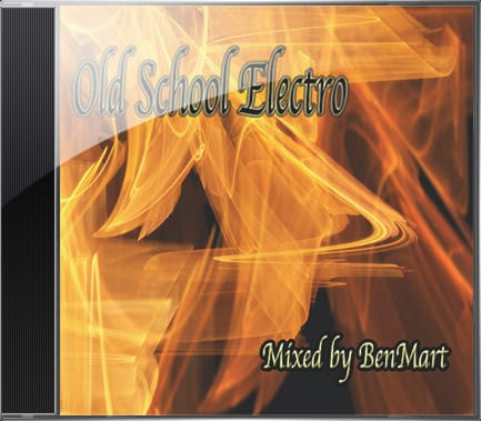 BenMart Old School Electro Cover. Electrónica, Techno, House