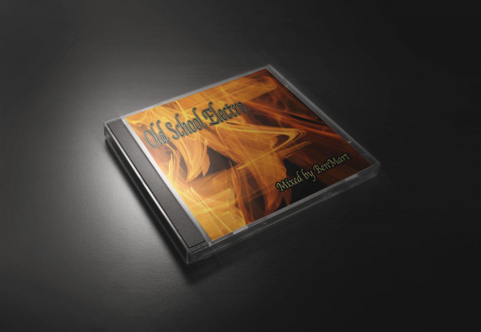 Old School Electro Single CD. Electrónica, Techno, House