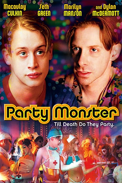Party Monster Cover