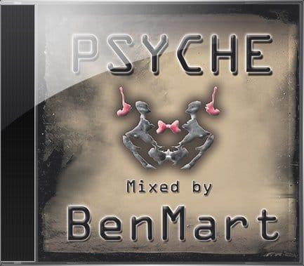 BenMart Psyche Cover. Electrónica, Techno, House