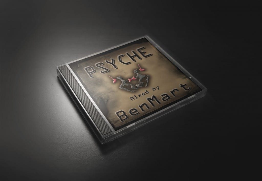 BenMart Psyche Single CD. Electrónica, Techno, House