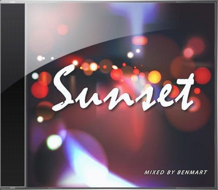 Sunset Cover. Electrónica, Techno, House