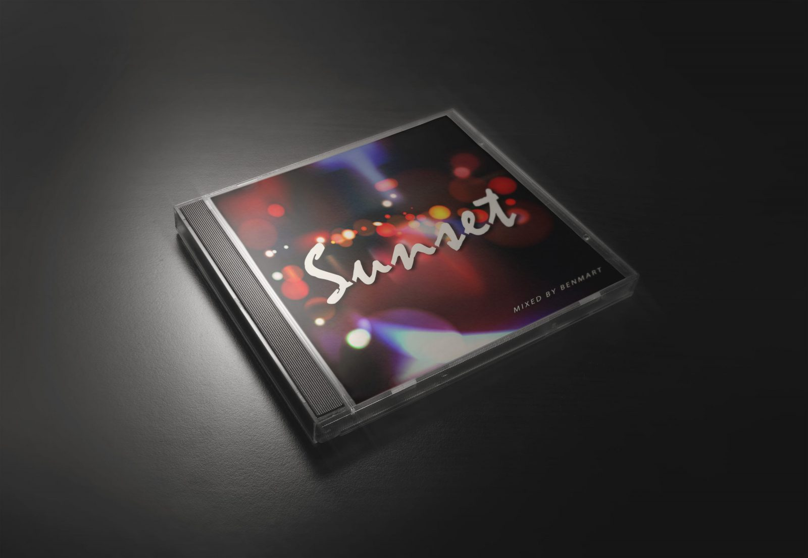 Sunset Single CD. Electrónica, Techno, House