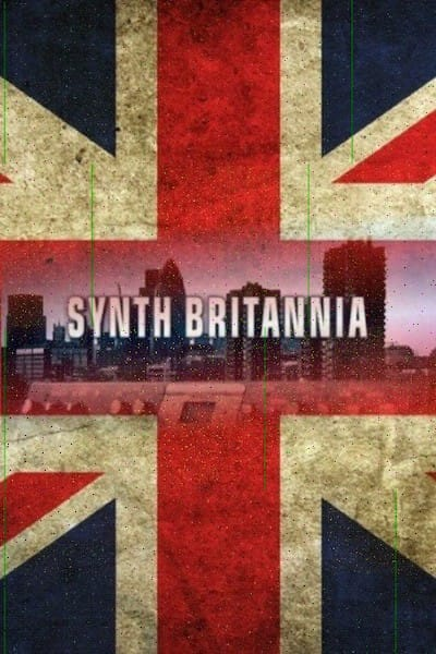 Portada documental Synth Britannia. Música Electrónica
