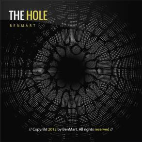 BenMart The Hole Cover. Electrónica, Techno, House