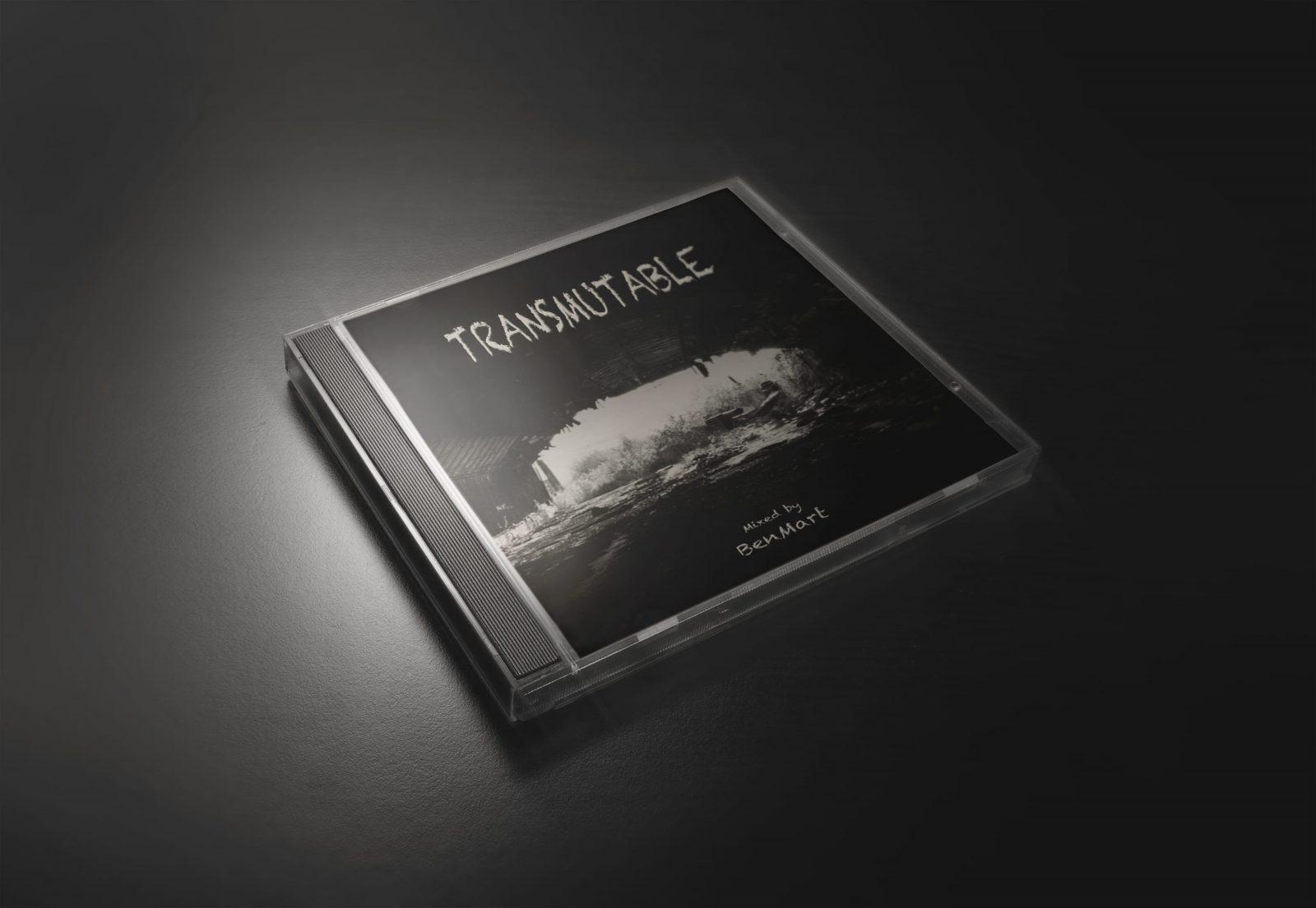 Transmutable Single CD. Electrónica, Techno